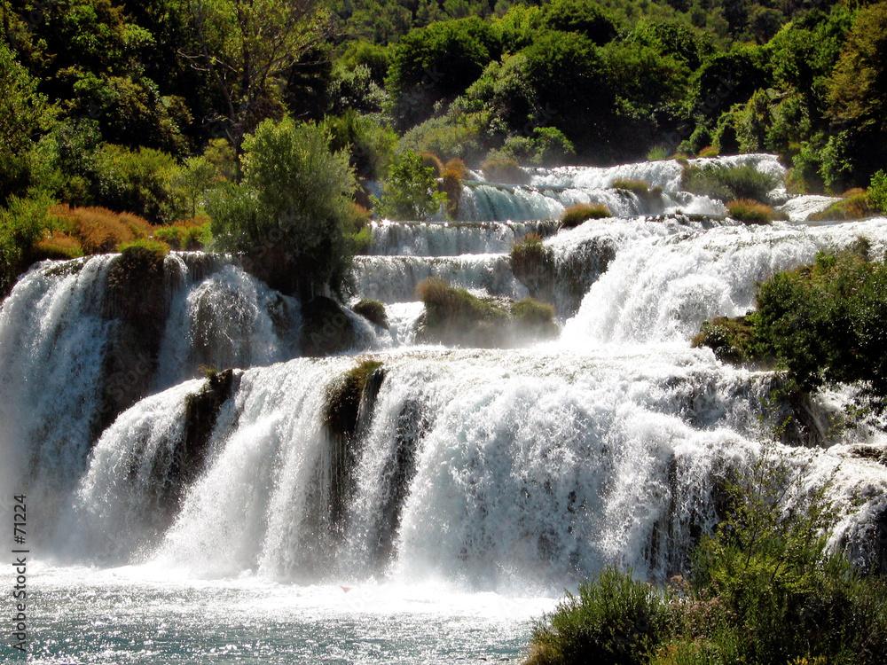 upadek woda adriatyk - powiększenie
