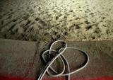 corde et piste poster