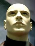 tête de mannequin homme poster