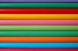 colored pencils poster