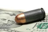 bullet over dollars poster