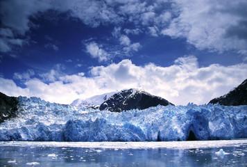 lodowiec, alaska