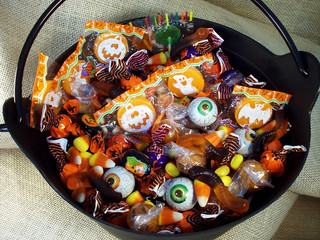halloween candy 1