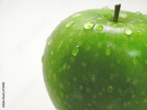 poster of granny smith apple