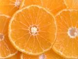 orange slices poster