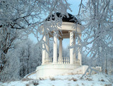 winter fairy tale. poster