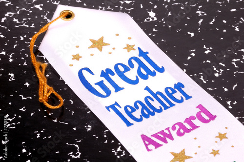 great teacher award