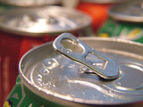 soda cans poster