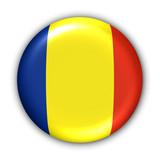 romania flag poster