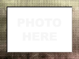 old album frame