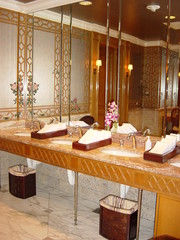 royal bathroom