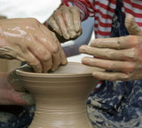 pottery poster