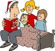 bedtime christmas story