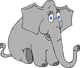 elephant 1 poster