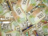 kanadských dolarů
