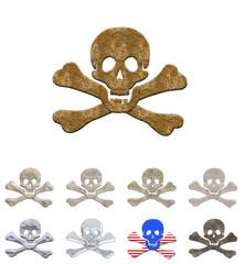 skulls collection #3