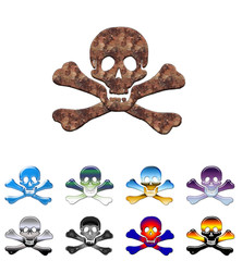 skulls collection #2