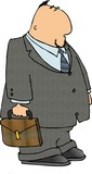 businessman poster