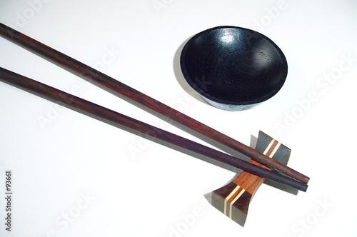 baguette chinoise photo libre de droits sur la banque d 39 images image 93661. Black Bedroom Furniture Sets. Home Design Ideas