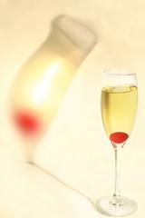 coctel de champan