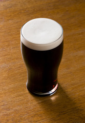 liquid gold - a pint of stout