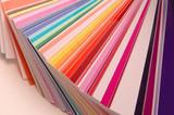 multi colors poster