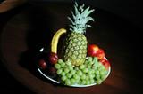 fruit platter  2 poster