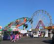 Leinwanddruck Bild - county fair
