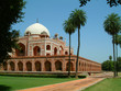 humayun tomb gardens
