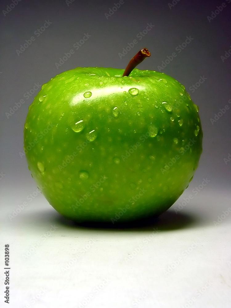 jabłko owoc owoc - powiększenie