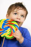 big lollipop poster