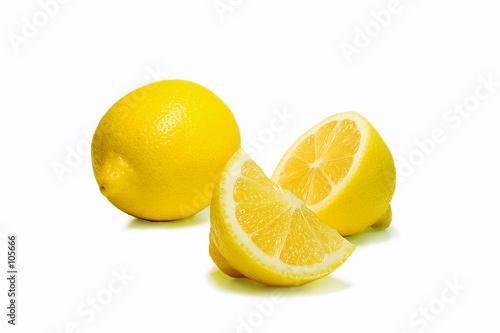 Fotobehang Vruchten lemons
