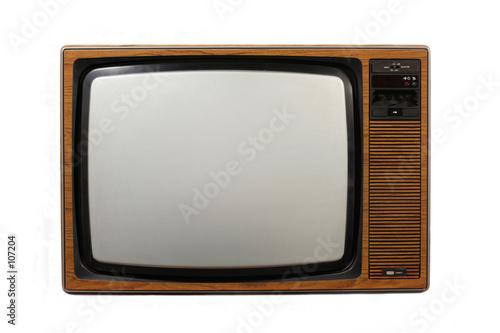 retro television set - 107204