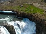kutamarakan rivew waterfall poster