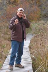 man in wilderness 224