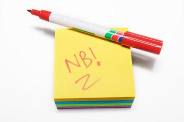 notepad #9
