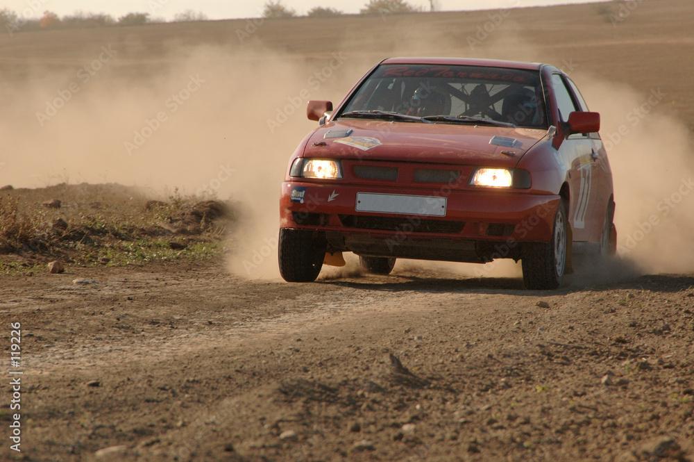 samochód sportowy konkurencja konkurencja - powiększenie