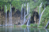 Plitvice lakes National Park, Croatia poster