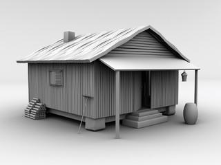cabin cozy iii