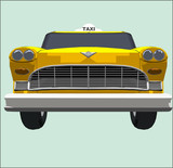yellow cab 2 poster