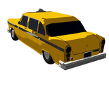 yellow cab 3 poster