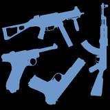 gun set 1 poster
