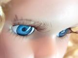 doll eyes poster