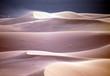 vent du sud dans les dunes