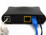 modem plugs poster