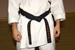 karate 02 black belt