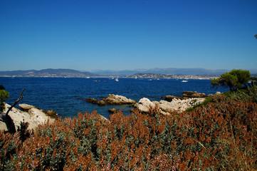 rivage et côtes, côte d'azur, cannes