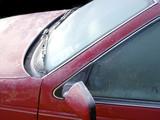 frozen car poster