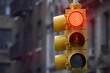 traffic light on red - 134669