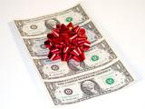 christmas cash poster